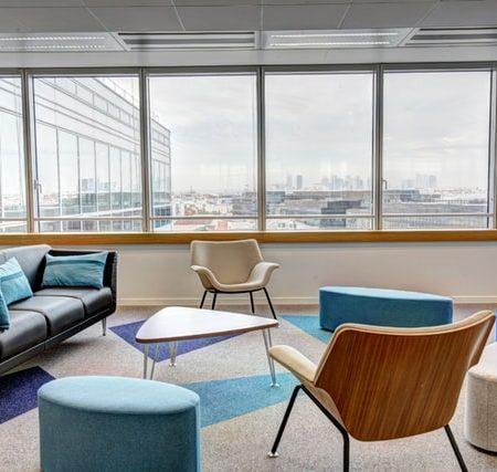 projektowanie przestrzeni biurowych